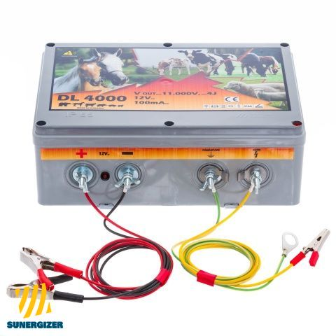 Aparat gard electric DL 4000, 12 V, 4 Joule. - DL 4000